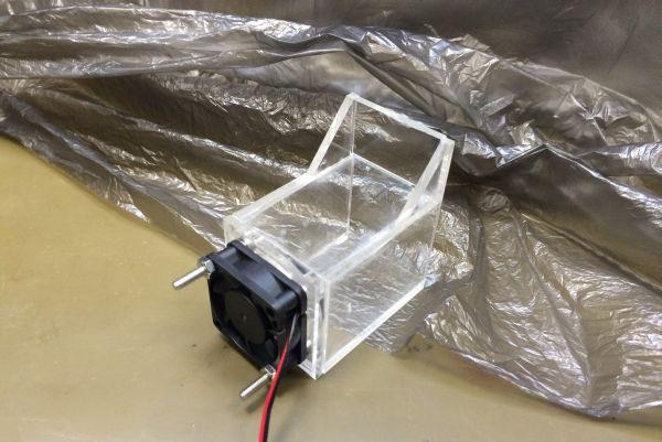 Измерение производительности вентиляторов для 3D-принтера