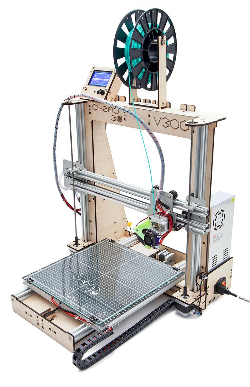 руками принтера для расходники 3d своими